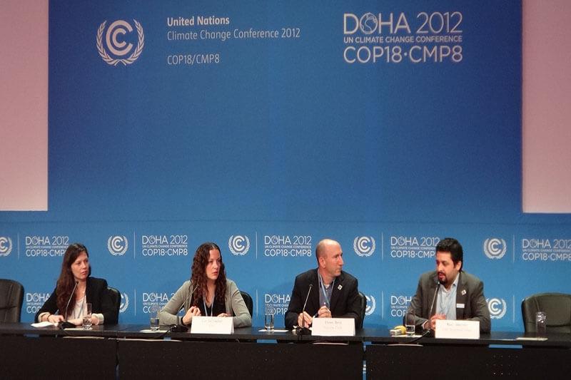 Cumbre en Doha ONU