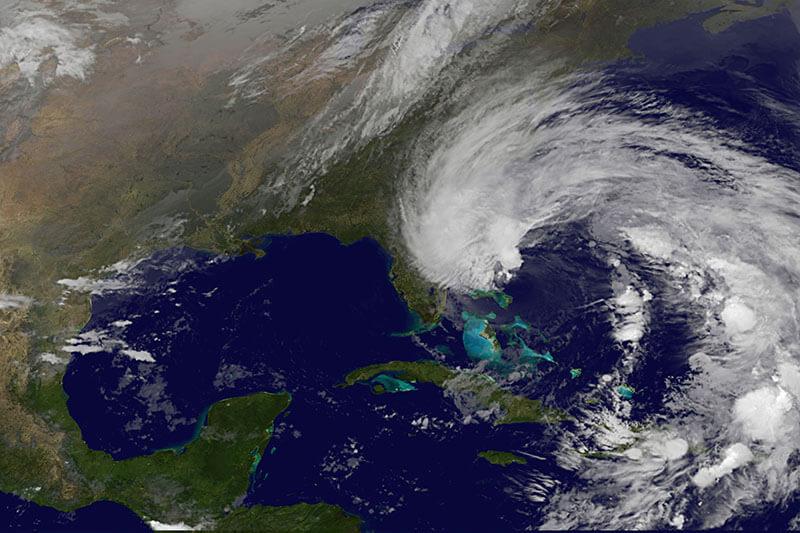 Peores desastres naturales 2012