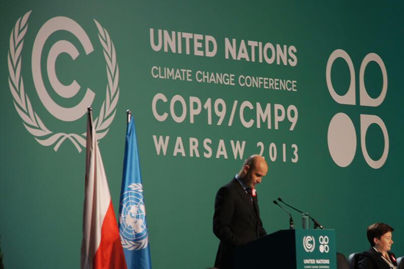 Cumbre Varsovia COP19
