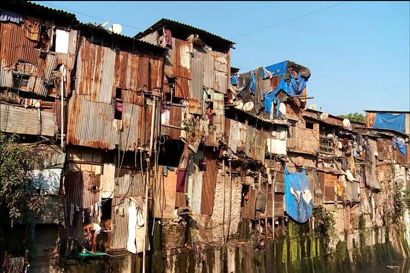 Slums en India