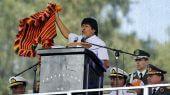 Evo Morales Cambio Climático