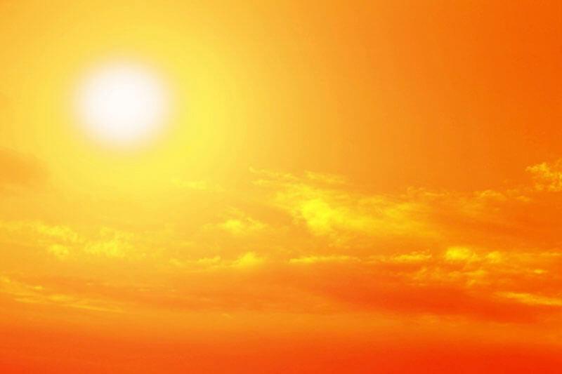 13 años de climas cálidos OMM