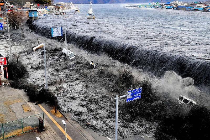 Desastre Natural Japón ONU
