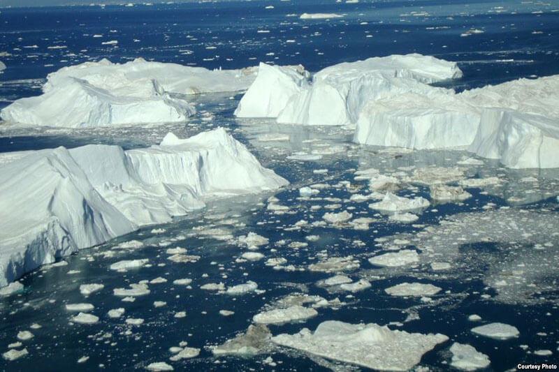Manto Helado Groenlandia UPM