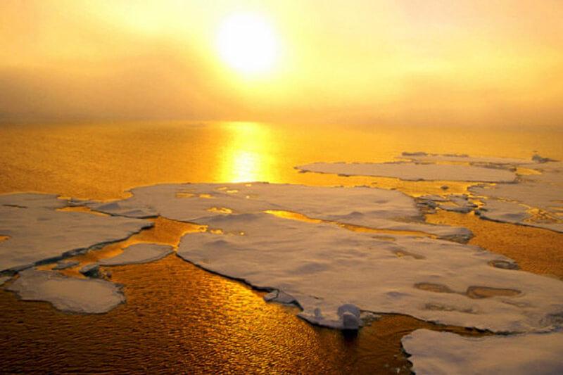Calentamiento Océanos NASA