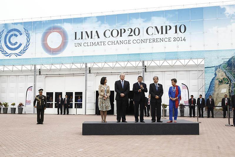 COP20 Lima Perú