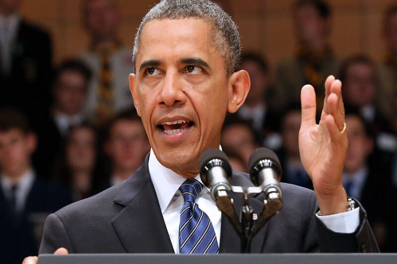 Barack Obana