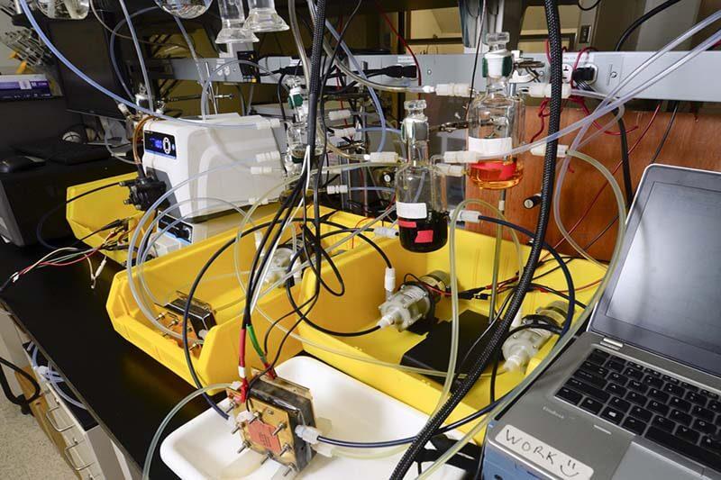 Baterias recargables y orgánicas