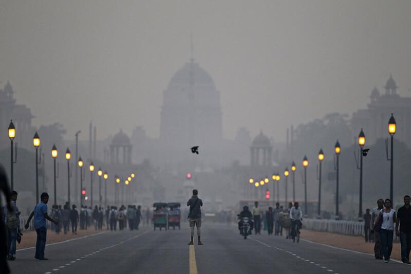 Contaminación India