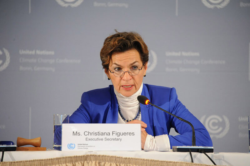 Christiana Figueres COP21