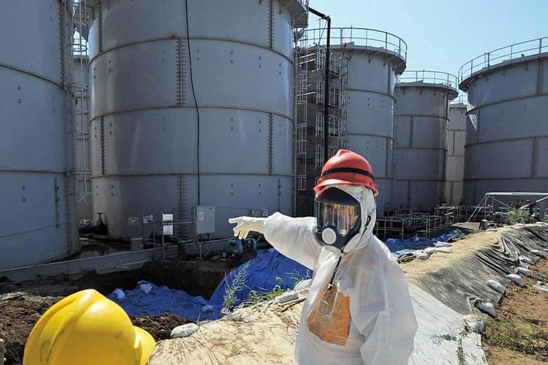 Fukushima contaminación agua