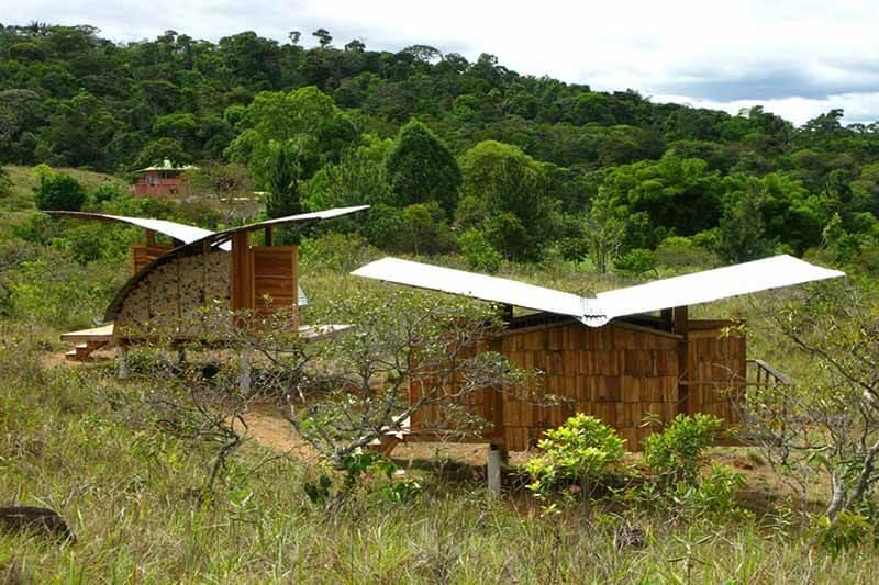 Ecocabaña en Venezuela