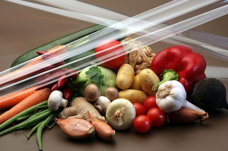 Film biodegradable para alimentos
