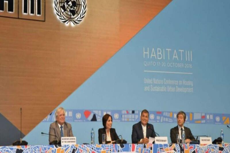 Habitat III ONU