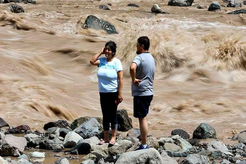 Chile Inundación