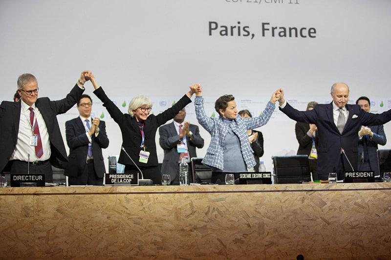 Acuerdo Paris - Futuro Verde