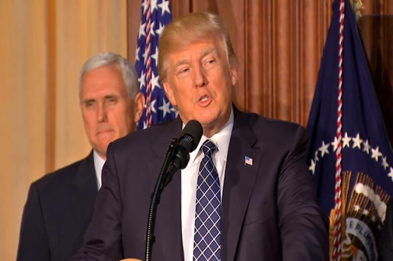 Trump Políticas Cambio Climático