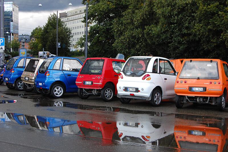 Carros Eléctricos Noruega