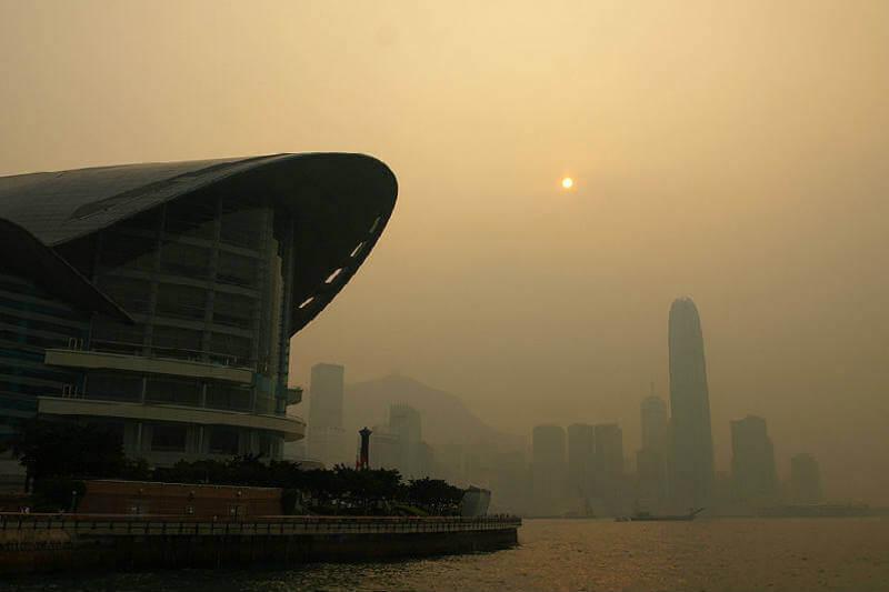 Documental contaminación China