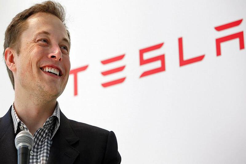 ElonMusk Tesla