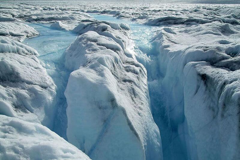 Groenlandia Deshielo