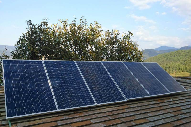 IluMéxico paneles solares