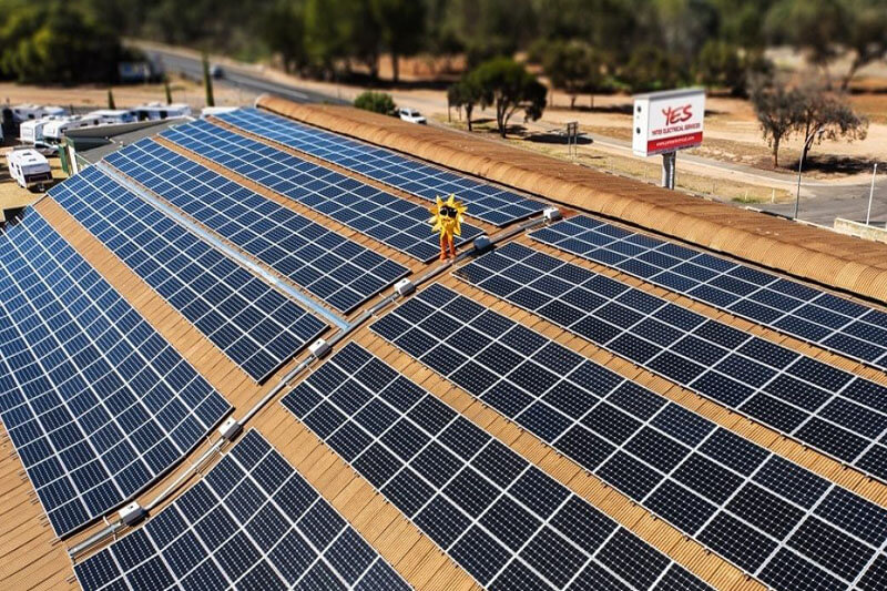 Riverland Granja Solar