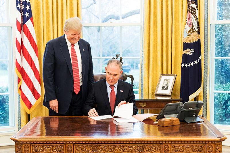 Trump & Pruitt