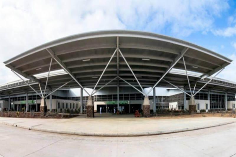 Aeropuerto ecológico en Ecuador