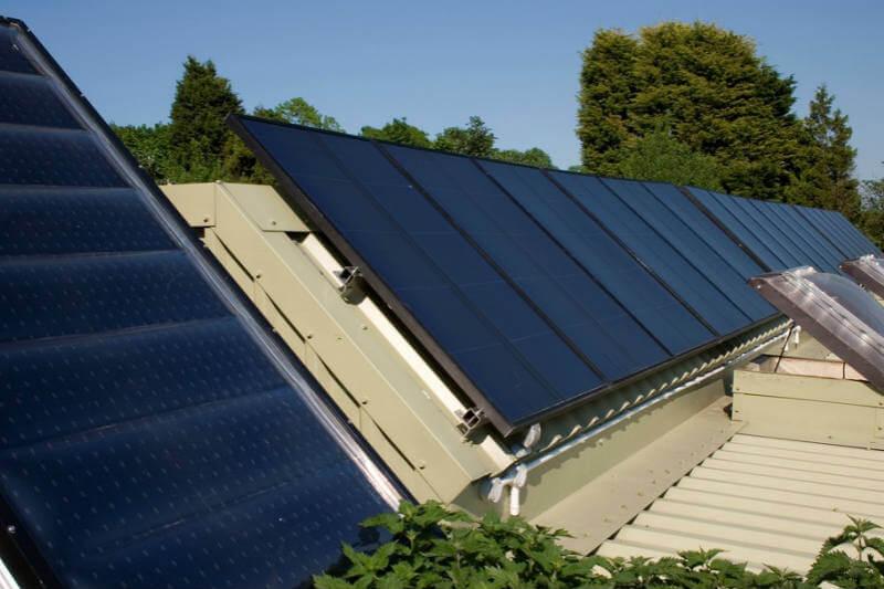 Ejército EEUU patenta paneles solares