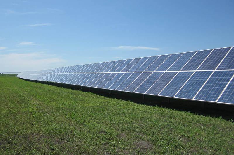 Energía solar - economía