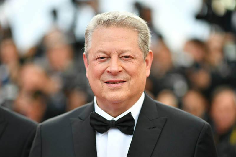 Al Gore en Cannes