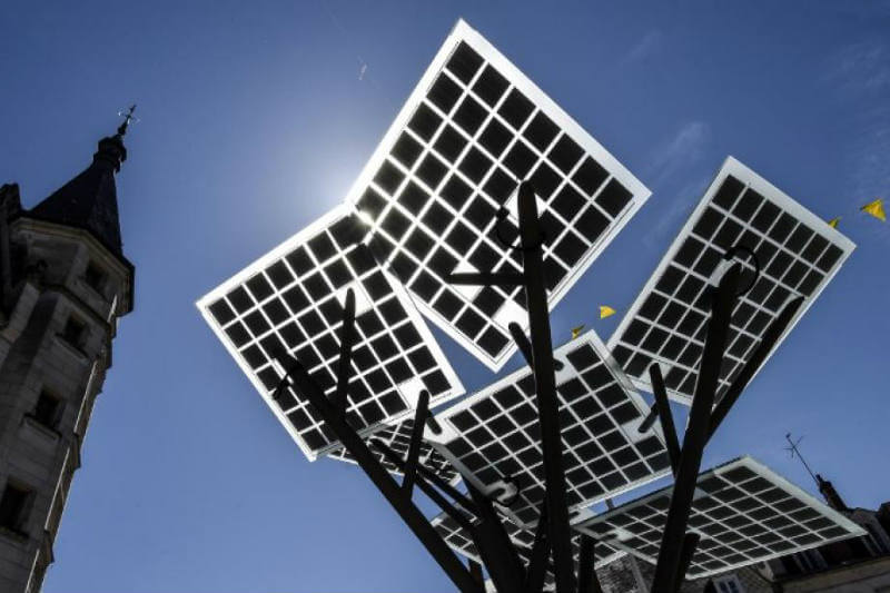 Solar eTree Francia