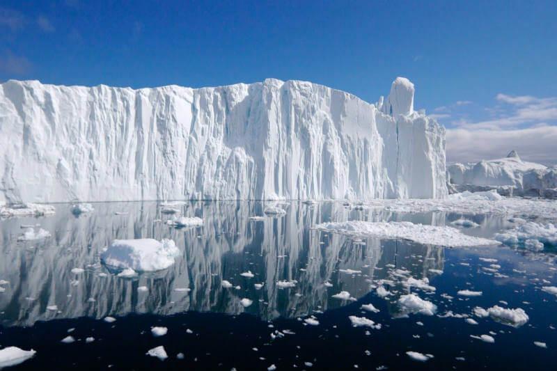 Glaciares Antártida