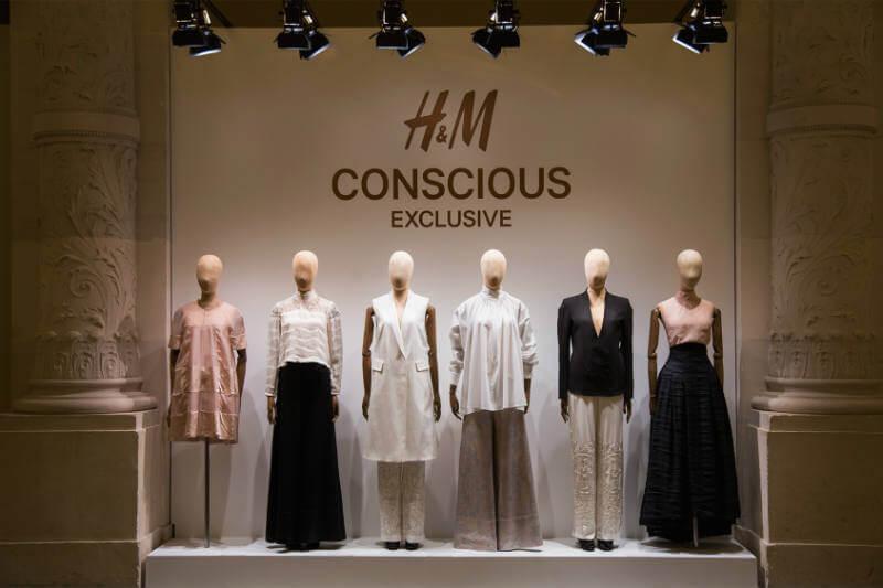 H&M moda sustentable