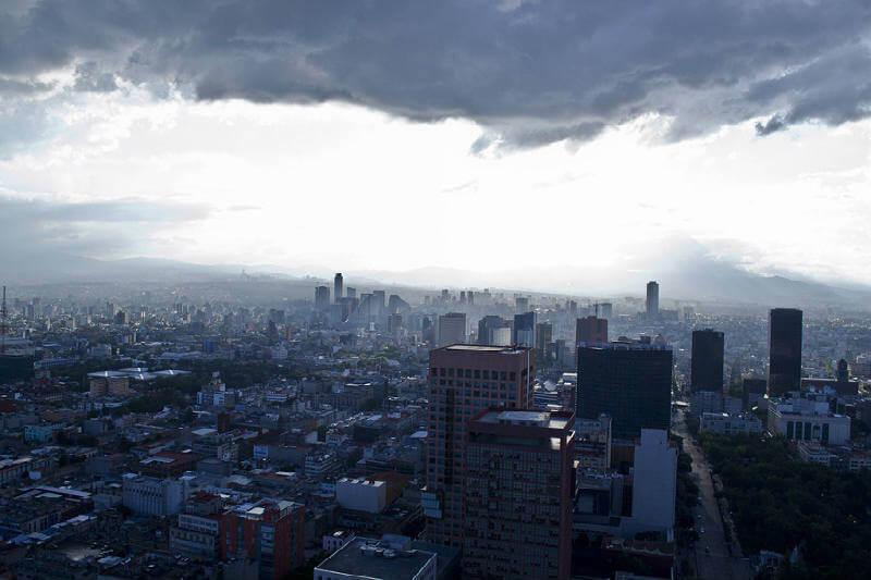 México índice calidad de aire