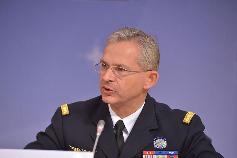 General Denis Mercier, OTAN