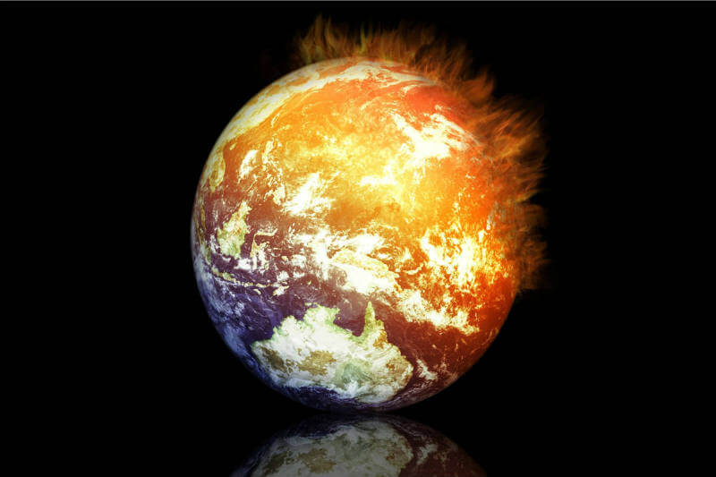 Predicción NASA planeta Tierra en 2100