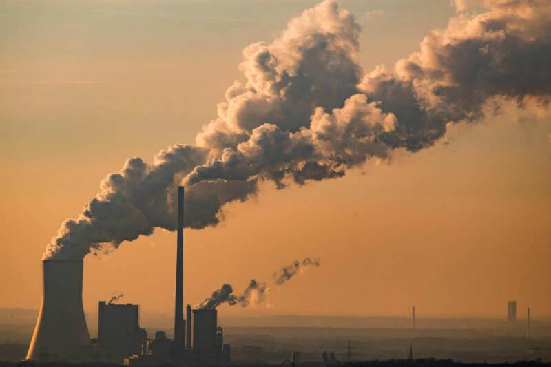 Top 10 países emisores de carbono