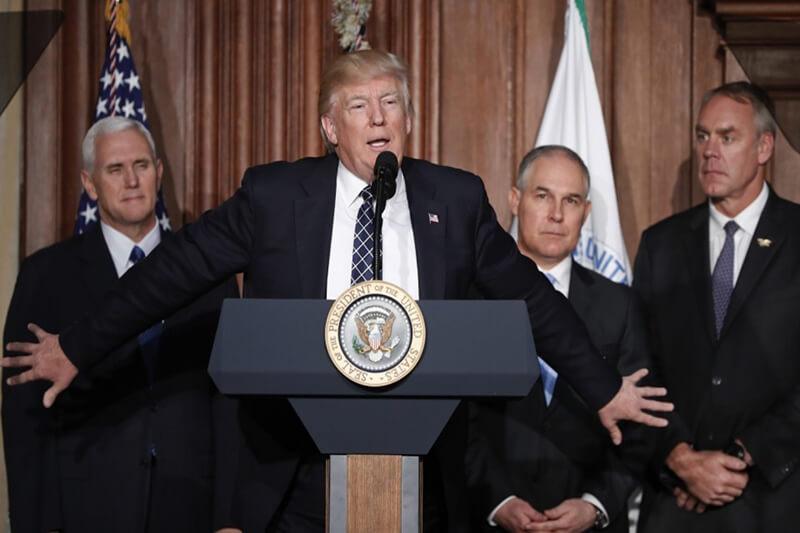 Equipo Trump