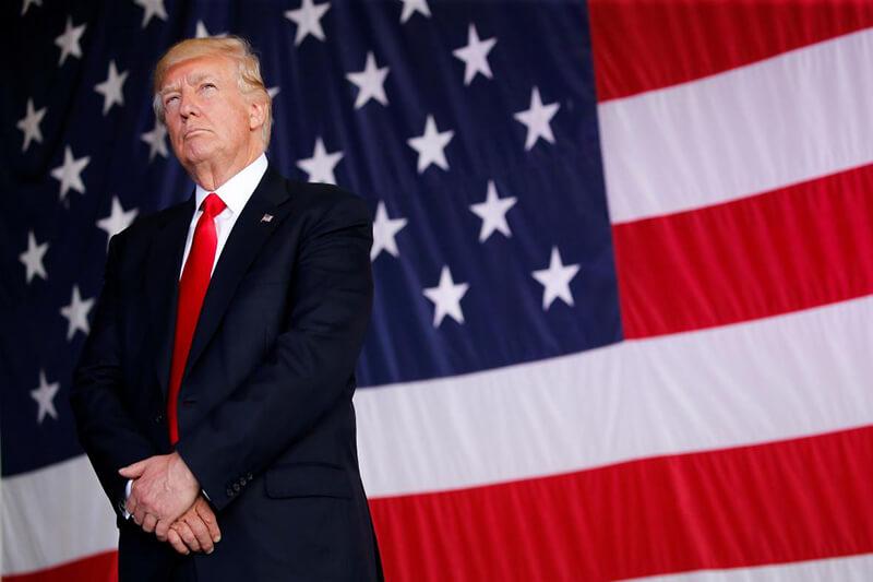 Trump Estados Unidos