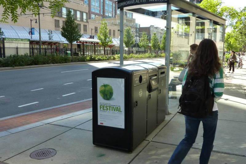 Wifi por reciclaje