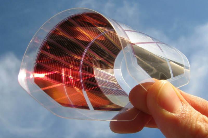 Celdas solares ultradelgadas