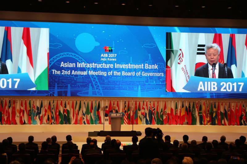 El BAII ya ha aprobado 16 proyectos y espera expandir su apoyo a Europa, África y Sudamérica.