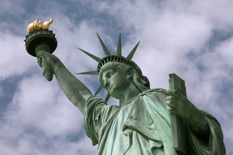 Estatua de la Libertad - Acuerdo de París