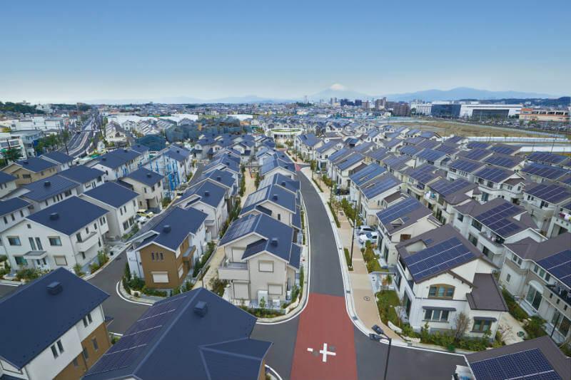 Según sus impulsadores, la ciudad reducirá en un 70% el gasto energético doméstico.