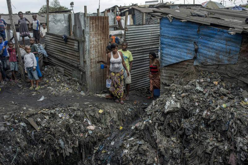 La recolección y revalorización de residuos sólidos está desempeñando un papel fundamental para los kinois.