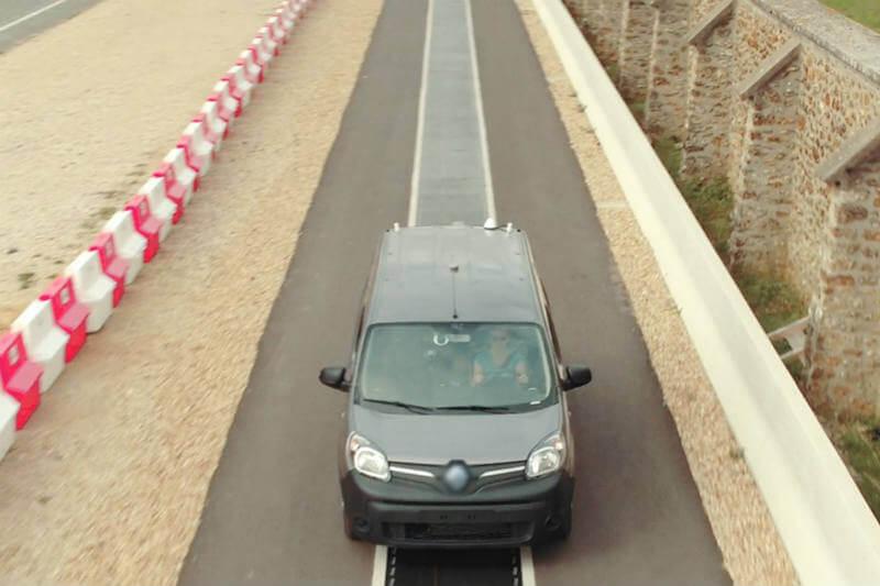 Renault carro eléctrico