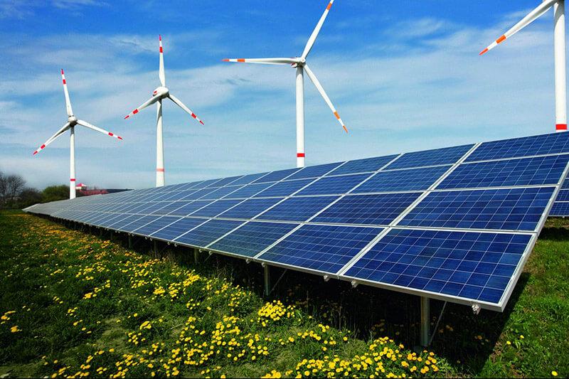 La producción de energía renovable rompe récord.