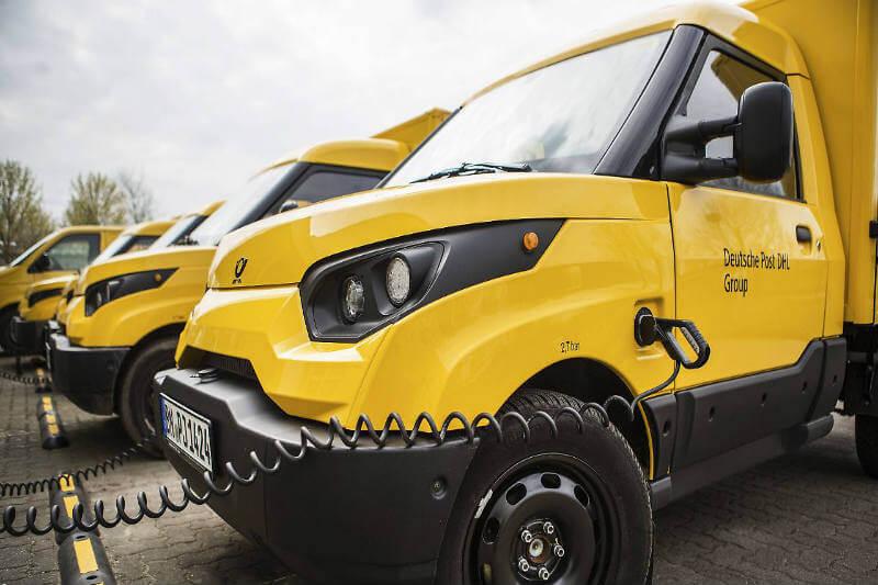 StreetScooter GmbH comenzará una producción masiva de furgonetas eléctricas para distintos clientes interesados en Alemania.